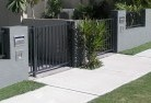 Angas Valley Boundary fencing aluminium 3old